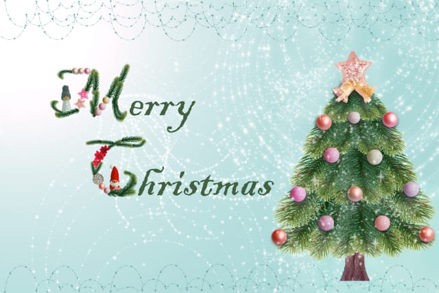 楽天市場のクリスマス
